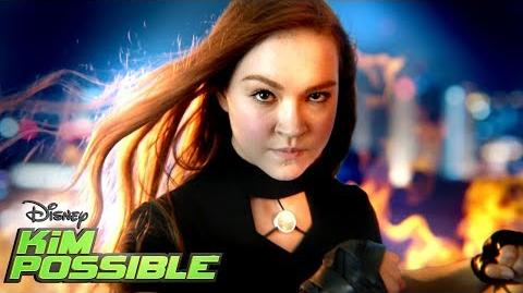 Trailer 🎥 Kim Possible Disney Channel