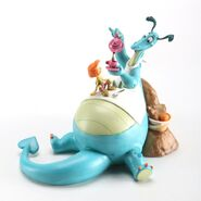 WDCC The Reluctant Dragon
