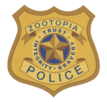 ZPD Badge