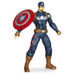 Captain America Shield Storm Action Figure - 10''