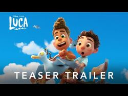 Disney and Pixar's Luca - Teaser Trailer