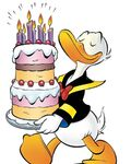 Donald-cake