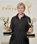 Frances McDormand 67th Emmys