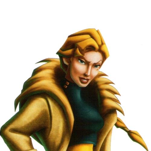 Tenente Helga Katrina Sinclair
