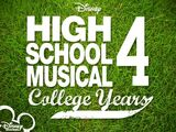 High School Musical 4: College Years