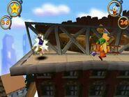 Playthrough- Donald Duck - Goin' Quackers 13 - Duckburg - Urban High-Rises