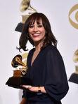 Rashida Jones 61st Grammys