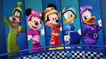 Roadster Racers cast