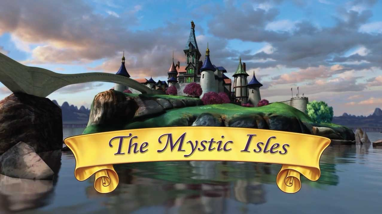 The Mystic Isles