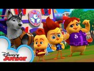 The Squad - The Chicken Squad - Disney Junior-2