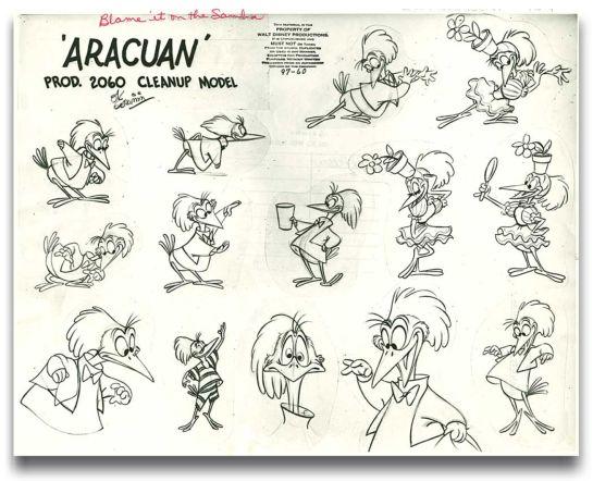 Aracuan Bird/Gallery