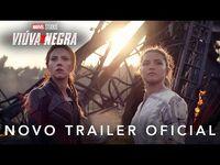 Viúva Negra - Marvel Studios - Trailer Oficial Dublado