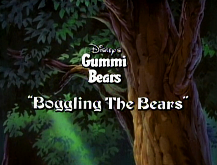 Boggling the Bears