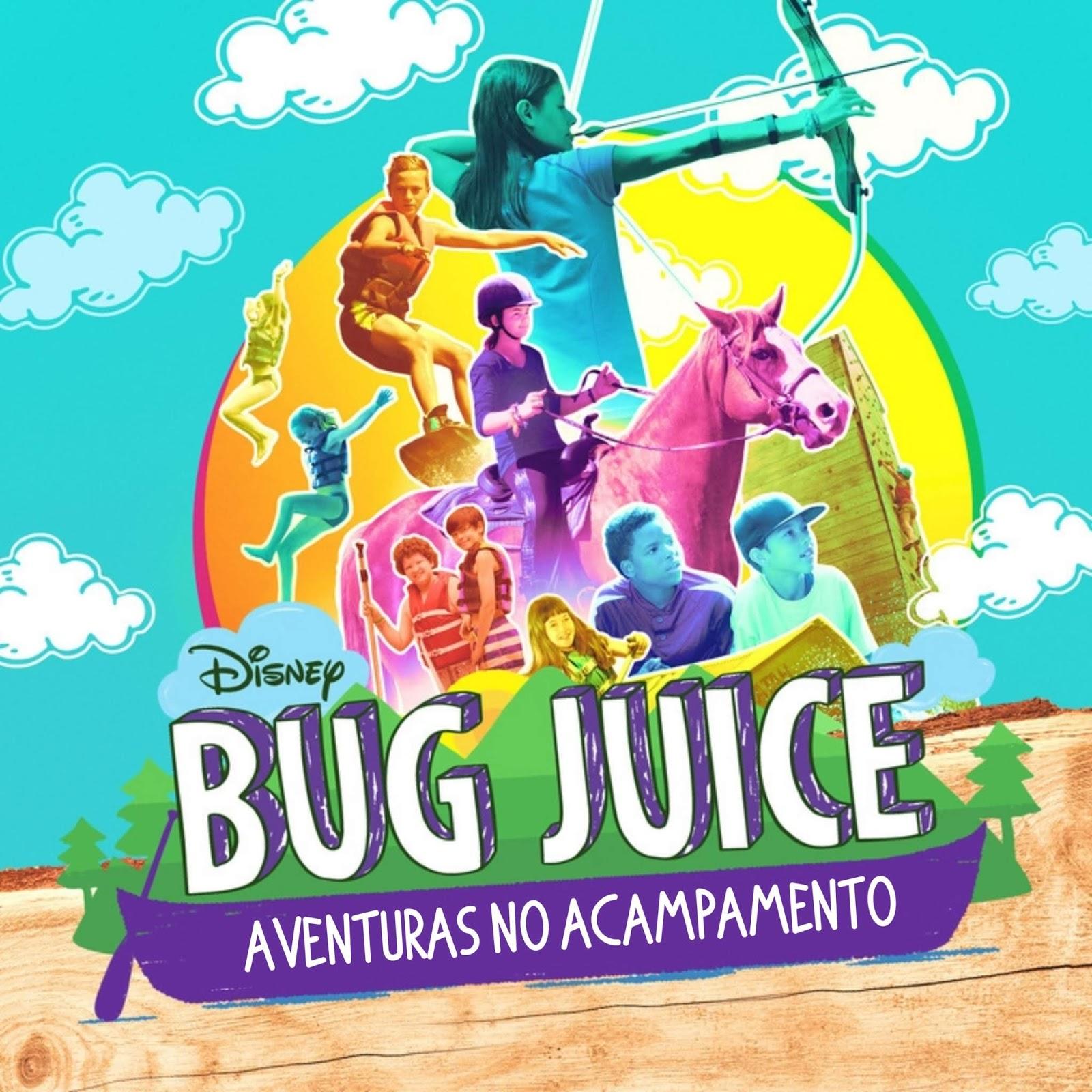 Bug Juice: Aventuras no Acampamento