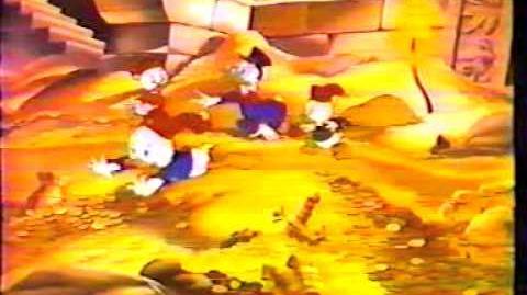 DuckTales - Test di Romano Scarpa