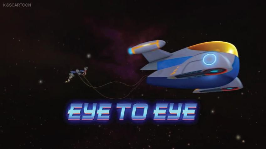 Eye to Eye (Miles from Tomorrowland)