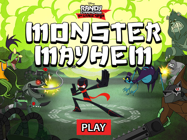 Monster Mayhem