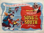 Song of the south uk rerelease 1957