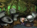 Toilet Caverns