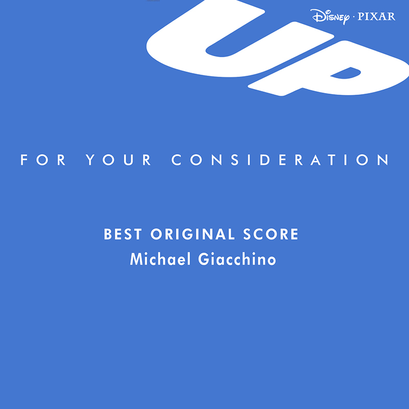Up (For Your Consideration Promo)