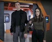 Agents of S.H.I.E.L.D. - 7x10 - Stolen - Photography - Jemma and John
