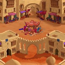 Agrabah KHX Bazaar.png