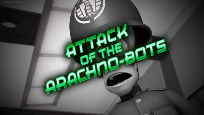 Attack of the Arachno-Bots