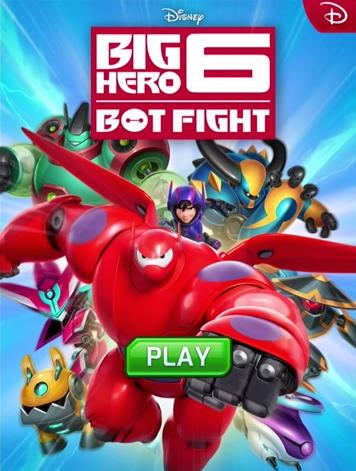 Operação Big Hero: Bot Fight