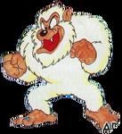 DTNES - Abominable Snowman (Nintendo Power)