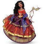 Esmeralda Masquerade Doll D23 2019