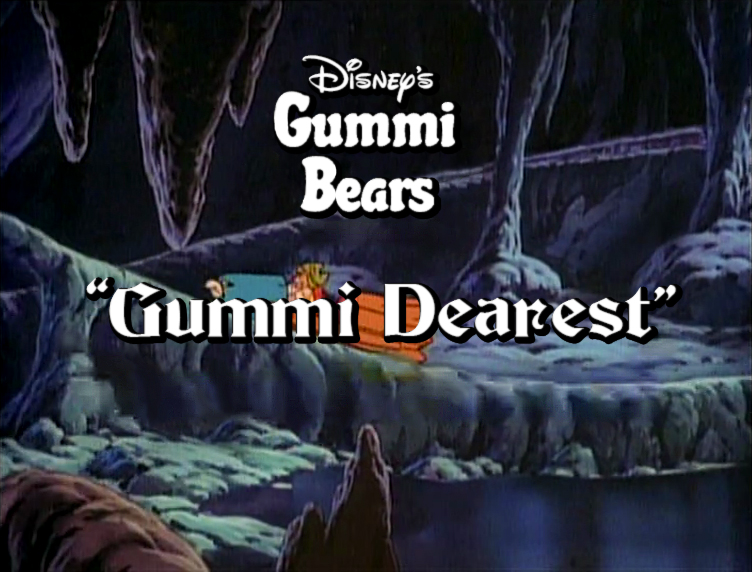 Gummi Dearest