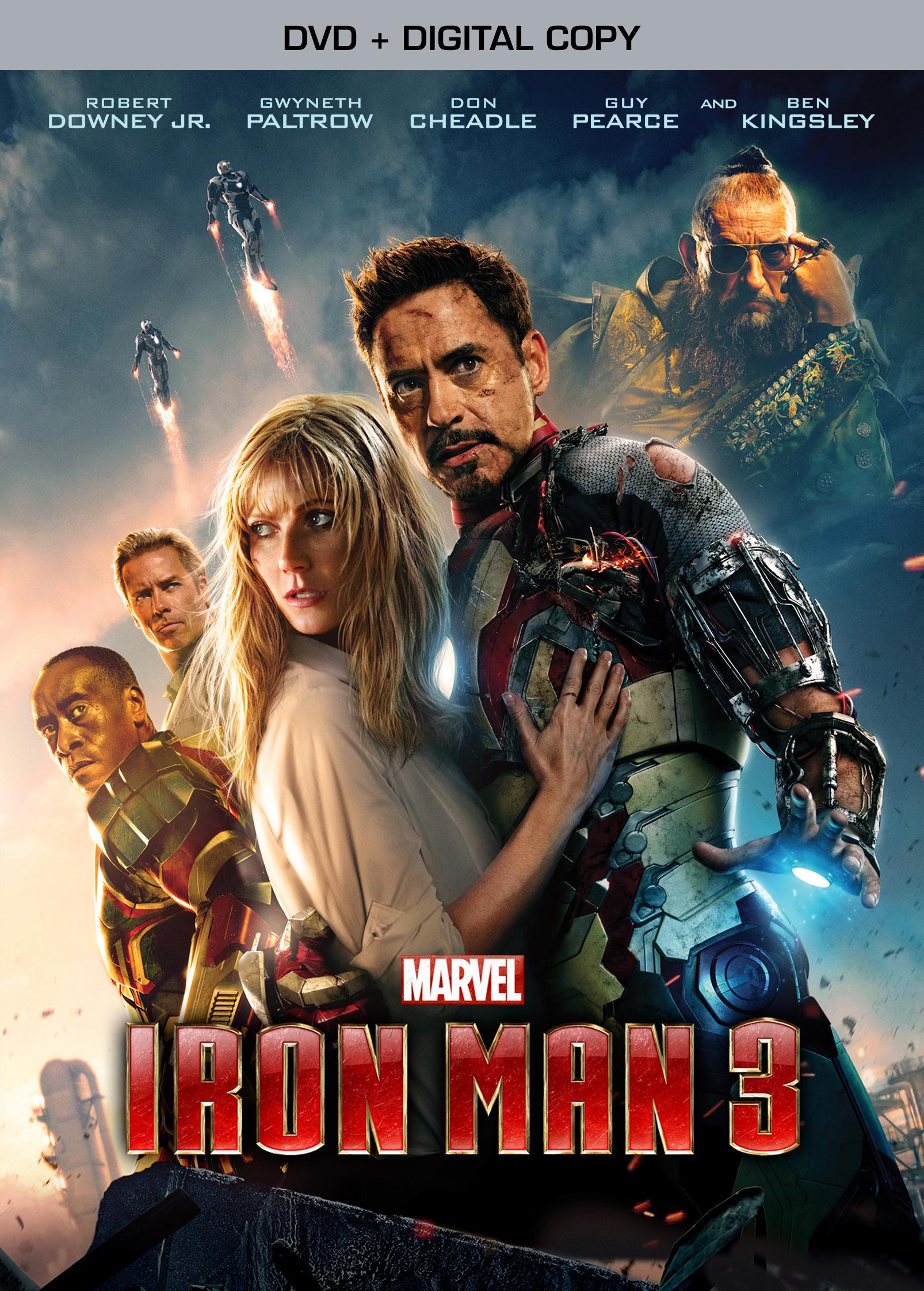 Iron Man 3 (video)