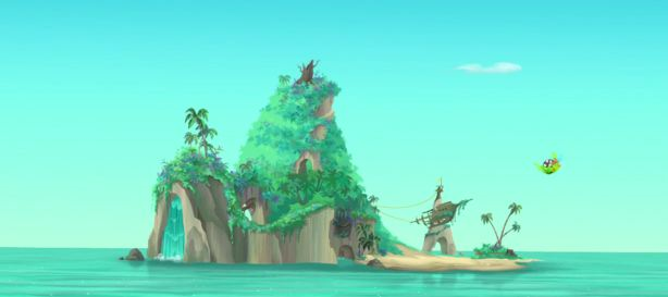 Pirate Island (Jake and the Never Land Pirates)