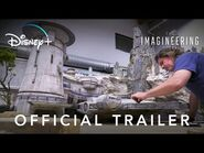 The Imagineering Story - Official Trailer - Disney+