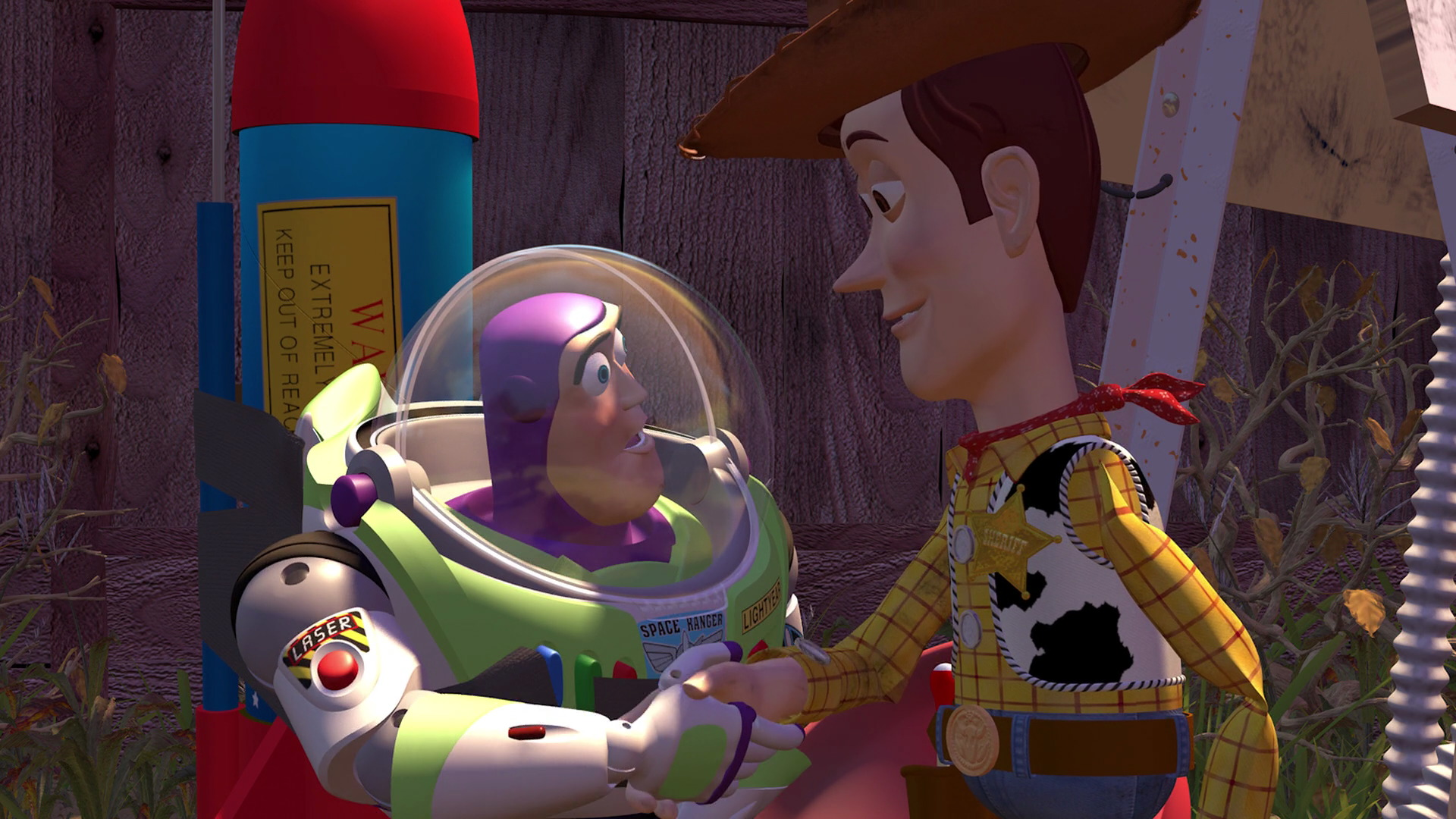 Buzz Lightyear/Relationships