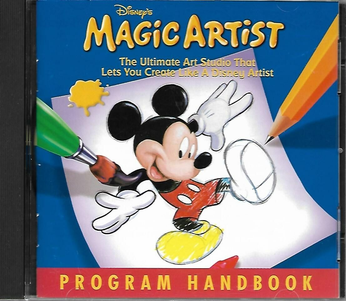 Disney's Magic Artist