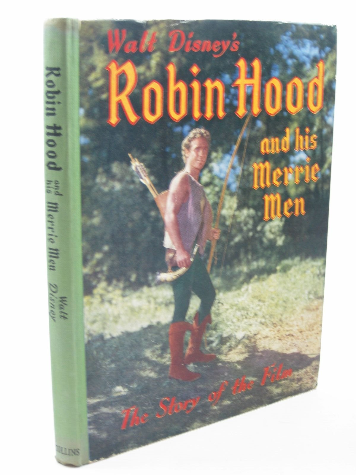 The Story of Robin Hood and His Merrie Men (book)