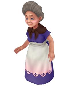 Kairi's Grandmother