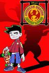 American Dragon Jake Long - Vertical Poster