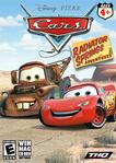 Cars - Radiator Springs Adventures Coverart
