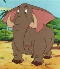 Ned the Elephant