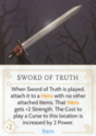 DVG Sword of Truth