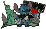 Disney Auctions - Stitch US Cities ( Stitch in New York )