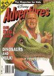 Disney adventures august 1991