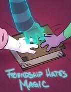 Friendship Hates Magic! poster