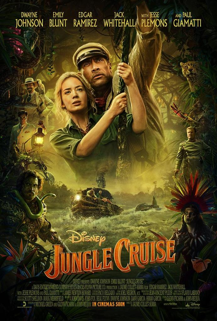 Jungle Cruise (filme)
