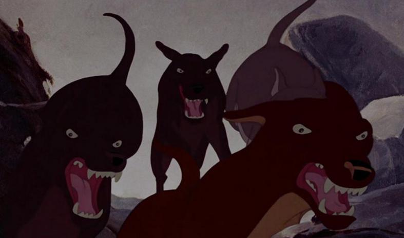 Los Perros Cazadores