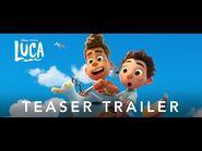 Luca - Trailer Oficial - Legendado - Em Breve