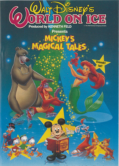 Walt Disney's World on Ice: Mickey's Magical Tales