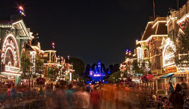 Main Street, U.S.A. (Disneyland)